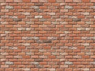 "305-50 White Hills ""Бремен брик"" (Bremen brick), оранжевый, плоскостной, Нормативная ширина шва 1,2"